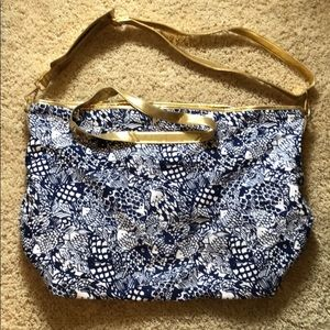 MOVING SALE! Lilly Pulitzer duffel bag